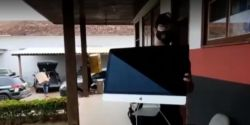 Uma pessoa é presa durante operação contra esquema ilegal de bitcoins em Cacoal, RO